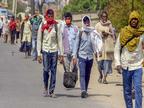 रेल अफसरों का सुझाव; दूसरे शहरों में फंसे प्रवासी कामगारों को घर पहुंचाने के लिए चलाई जाएं स्पेशल ट्रेनें इकोनॉमी,Economy - Dainik Bhaskar