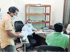 केश शिल्पी मंडल ने पालघर हत्याकांड  की सीबीआई जांच कराने की मांग की|अशोकनगर,Ashoknagar - Dainik Bhaskar