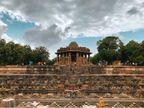 11वीं सदी में बने इस मंदिर के गर्भगृह में पड़ती है सूर्य की पहली किरण|धर्म,Dharm - Dainik Bhaskar