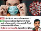 बार-बार मास्क हटाने की आदत से फैल सकता है संक्रमण, उलझन से घबराएं नहीं और इसे लगाने की आदत डालें क्योंकि यही बचाव है: एक्सपर्ट|लाइफ & साइंस,Happy Life - Dainik Bhaskar