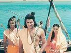 जब 'रामायण' के शूट के दौरान बीच गंगा में फंस गए सुनील लहरी, अरुण गोविल-दीपिका चिखलिया भी थे साथ|टीवी,TV - Dainik Bhaskar