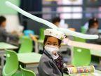 फ्रांस में बिना वाइजर कैप-मास्क के स्कूल में एंट्री नहीं, अमेरिका में रोजाना स्क्रीनिंग और फिनलैंड में बच्चों को अभिवादन के नए तरीके सिखा रहे कोरोना - वैक्सीनेशन,Coronavirus - Money Bhaskar