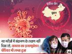 चीन में कोविड-19 के नए मरीजों को बुखार नहीं आ रहा, यहां वुहान से बिल्कुल अलग है वायरस का व्यवहार कोरोना - वैक्सीनेशन,Coronavirus - Dainik Bhaskar