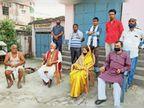 तरैया के एमबीबीएस डॉक्टर की आगरा में मौत की सूचना पर परिजनों से मिले सांसद|तरैया,Traya - Dainik Bhaskar