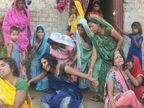 सूरत से लौट रहे मजदूर की यूपी के सोनभद्र में मौत, वाराणसी से पैदल आ रहा था गढ़वा|झारखंड,Jharkhand - Dainik Bhaskar