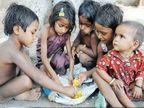 यूनिसेफ और सेव द चिल्ड्रन का दावा-कोरोना की वजह से इस साल के अंत तक भारत समेत दुनिया भर में 8.6 करोड़ बच्चे गरीब होंगे|विदेश,International - Dainik Bhaskar