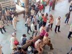 262 नए पॉजिटिव केस मिले, 9 की मौत भी हुई; गांव में भी रोजी-रोटी का संकट होने से फिर शहर लौटने लगे श्रमिक|देश,National - Dainik Bhaskar