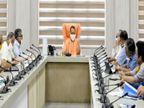 योगी ने कल की तैयारियों की समीक्षा की; कहा- कोविड तथा नॉन कोविड अस्पतालों का प्रतिदिन निरीक्षण करें अधिकारी|उत्तरप्रदेश,Uttar Pradesh - Dainik Bhaskar