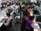 एसटीपीआई रजिस्टर्ड आईटी कंपनियों ने 2020 में 4.21 लाख करोड़ रुपए का निर्यात किया इकोनॉमी,Economy - Money Bhaskar