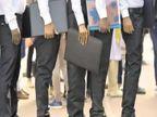 जुलाई-सितंबर में सिर्फ 5% कंपनियां देंगी जाॅब, इंश्योरेंस-रियल एस्टेट में होंगे रोजगार के अवसर बिजनेस,Business - Dainik Bhaskar