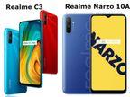 1000 रुपए तक महंगे हुए रियलमी के दो बजट स्मार्टफोन, कंपनी ने तीसरी बार बढ़ाई रियलमी C3 की कीमत|बिजनेस,Business - Dainik Bhaskar