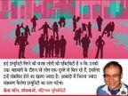 कोरोना से लड़ने की हर्ड इम्युनिटी 60% से घटकर 43% हो सकती है क्योंकि लोग मिलने-जुलने से खुद को नहीं रोक रहे|लाइफ & साइंस,Happy Life - Dainik Bhaskar