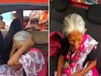 93 साल की पांचू बाई वाट्सएप की मदद से 40 साल बाद पहुंची अपने घर, गांव वालों ने रोते हुए कहा अलविदा|लाइफस्टाइल,Lifestyle - Dainik Bhaskar