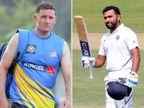 माइकल हसी ने कहा- ऑस्ट्रेलिया में खेलना सभी बल्लेबाजों के लिए मुश्किल, लेकिन रोहित शर्मा को दिक्कत नहीं होगी, उनकी काबिलियत सबसे अलग|क्रिकेट,Cricket - Dainik Bhaskar