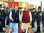 प्रधानमंत्री 2015 में पाकिस्तान चले गए थे, पिछले साल दिवाली पर LoC पहुंच गए; इस बार लद्दाख जाकर चौंकाया|देश,National - Dainik Bhaskar