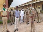 बाहुबली विधायक मुख्तार अंसारी के खिलाफ पुलिस का बड़ा एक्शन, कई करीबियों के अवैध निर्माणों को ध्वस्त किया उत्तरप्रदेश,Uttar Pradesh - Dainik Bhaskar