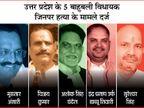 कहानी उन 5 विधायकों की, जिन पर हत्या के मामले दर्ज हैं; लेकिन दबंगई इतनी कि जेल में रहकर भी चुनाव जीत जाते हैं|ओरिजिनल,DB Original - Dainik Bhaskar