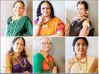 सोने के बढ़ते भावों को देखकर महिलाओं ने शादी में पहनी सब्जियों से बनी ज्वेलरी, दिया सादगी से रहने का संदेश लाइफस्टाइल,Lifestyle - Dainik Bhaskar