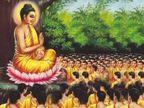 दुख देने वाली बातों को भूलकर आगे बढ़ना चाहिए, तभी जीवन में शांति बनी रहती है, बुरी बातों को याद रखेंगे तो दुखी रहेंगे|धर्म,Dharm - Dainik Bhaskar