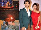 सोशल मीडिया पर वापस लौटीं अंकिता लोखंडे, सुशांत की याद में भगवान के सामने जलाए दीपक की फोटो शेयर की|बॉलीवुड,Bollywood - Dainik Bhaskar