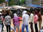 अलवर में सड़क पर उतरे समर्थकों ने सीएम गहलोत का पुतला फूंका, 7 जिलों में हाईअलर्ट|राजस्थान,Rajasthan - Dainik Bhaskar