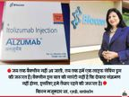 कोरोना के मरीजों के लिए बायोकॉन लॉन्च करेगी इटोलिजुमाब इंजेक्शन, 8 हजार रुपए होगी कीमत|लाइफ & साइंस,Happy Life - Dainik Bhaskar