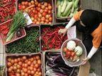 थोक महंगाई दर मई की तुलना में जून में घटकर 1.18 प्रतिशत हुई, लेकिन खाद्य की कीमतों में हुई वृद्धि|बिजनेस,Business - Dainik Bhaskar