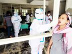 हरियाणा की सबसे लंबी कोरोना चेन अम्बाला में; 33 नए जुड़े, 124 हुई संक्रमितों की संख्या, एक दिन में प्रदेश में 701 केस मिले|हरियाणा,Haryana - Dainik Bhaskar