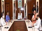 मुख्यमंत्री ने कहा - गोधन योजना में चरवाहे भी भागीदार होंगे, वर्मी कंपोस्ट बनाने में एनजीओ की लें मदद|रायपुर,Raipur - Dainik Bhaskar