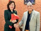 नेपाल के प्रधानमंत्री ओली को रिश्वत दे रही चीन सरकार, उनके जेनेवा बैंक अकाउंट में 41.34 करोड़ रुपए जमा विदेश,International - Dainik Bhaskar