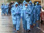 24 घंटे में संक्रमण के रिकॉर्ड 32 हजार 607 नए मामलों की पुष्टि, महाराष्ट्र में 7975 केस मिले; देश में अब तक 9.70 लाख संक्रमित|देश,National - Dainik Bhaskar