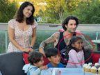 सनी लियोनी और उनके पति ने एडॉप्शन एनिवर्सरी पर बेटी के लिए शेयर किया इमोशनल मैसेज, बोले- तुमने हमें बताया प्यार का असली मतलब बॉलीवुड,Bollywood - Dainik Bhaskar