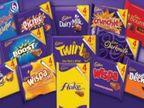 2021 तक छोटा हो जाएगा कैडबरी चॉकलेट का पैकेट, सभी बार्स में कैलोरी काउंट में होगी कटौती लेकिन कीमत में नहीं होगा बदलाव|बिजनेस,Business - Money Bhaskar