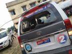 मंदिर निर्माण कार्य रोकने को लेकर पहुंची पुलिस पर ग्रामीणों ने बोला हमला, तीन जवान समेत सात घायल