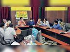मायागंज में प्लाज्मा थैरेपी के लिए जरूरी सामान खरीदेंगेे पांच डॉक्टरों की बनी टीम