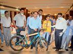 अब 120 मेधावी छात्रों को हर साल मिलेगी इलेक्ट्रिक साइकिल