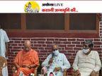 श्रीराम जन्मभूमि तीर्थ क्षेत्र ट्रस्ट महासचिव चंपतराय बोले- 36 परंपराओं के 135 संतों को बुलाया गया, प्रधानमंत्री 9 शिलाओं की स्थापना करेंगे