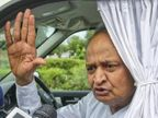 कहा-राजस्थान के 33 में से 32 जिलों में टिड्डियों का प्रकोप रहा है, इसे राष्ट्रीय आपदा घोषित करें