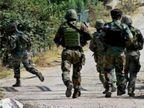 दक्षिण कश्मीर के कुलगाम में आतंकियों ने जवान को किडनैप किया, गाड़ी में आग लगाई; सर्च ऑपरेशन जारी