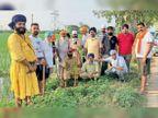 दूषित वातावरण की संभाल के लिए लगाएं अधिक से अधिक पौधे : संत गुरबचन सिंह