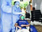 जिले के आठ लाख लोगों का सर्वे, 38 हजार लोग किसी न किसी रोग से पीड़ित, इन्हें संक्रमण का खतरा ज्यादा