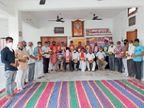 जांगिड़ समाज की शिल्पी ब्राह्मण पुस्तक का विमोचन