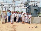 खींपसर गांव मे जीएसएस शुरू अब किसानों को मिलेगी राहत