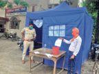 खौफ...थाना में लिखित शिकायत नहीं ले रहे पुलिसकर्मी, आवेदन पेटी में लिखित शिकायत डालने को कहा जा रहा है