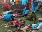 देवरिया में सरयू नदी में नाव डूबी; 3 सगे भाइयों समेत 5 लोगों की मौत, 10 अब भी लापता