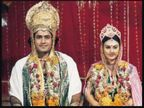 टीवी शो 'रामायण' के राम बोले- महान प्रयासों से हमें ये दिन देखने का सौभाग्य मिला, और सीता बोलीं- इस साल दिवाली जल्दी आ गई बॉलीवुड,Bollywood - Dainik Bhaskar