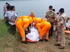 चंबल नदी में बहे 2 छात्रों में एक की लाश 28 घंटे बाद मिली, दूसरे की तलाश जारी; मधुमक्खियों के हमले के कारण दो बार रोकना पड़ा रेस्क्यू
