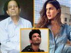 आध्यात्मिक गुरु मोहन सदाशिव का खुलासा- गूगल पर नाम सर्च कर रिया चक्रवर्ती ने मुझे सुशांत के इलाज के लिए बुलाया था|बॉलीवुड,Bollywood - Dainik Bhaskar