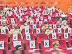 आयुर्वेद के जरिये दिल्ली पुलिस कर्मियों को रखा जाएगा स्वस्थ, आयुष मंत्रालय के साथ करार किया|दिल्ली + एनसीआर,Delhi + NCR - Dainik Bhaskar