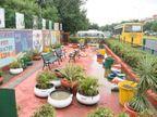 सफाई के मामले में नोएडा प्रदेश में अव्वल, नेशनल रैंकिंग में मिला 25वां स्थान; एक साल में आया बड़ा सुधार|उत्तरप्रदेश,Uttar Pradesh - Dainik Bhaskar
